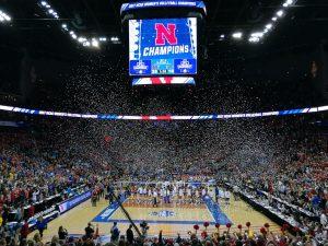 2017 NCAA Women's Volleyball Champions - University of Nebraska