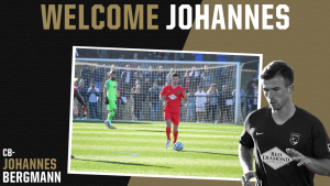 Read more about the article Johannes Bergmann signs with Birmingham Legion FC in USL Championship