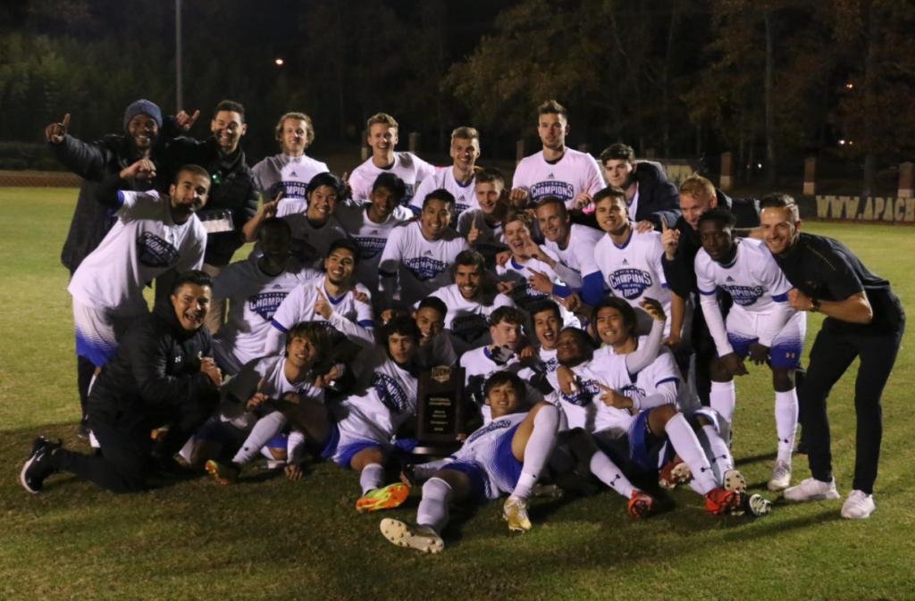 NJCAA National Champions - Monroe College