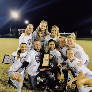 First-Ever National Championship | Keiser University Women's Soccer