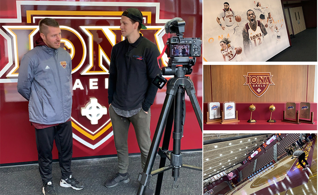 You are currently viewing College Road Trip – Iona College | Soccer Scholarships