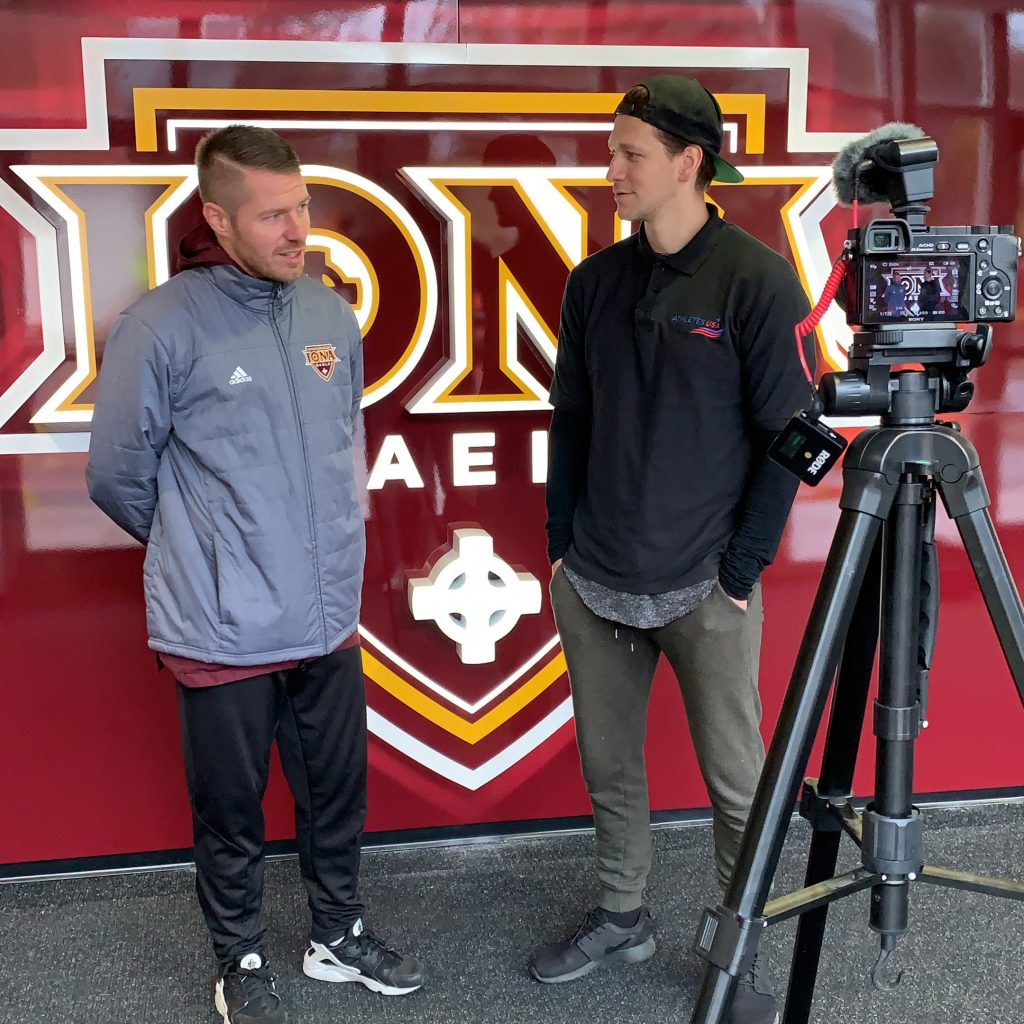 Interview about Soccer Scholarships in the USA