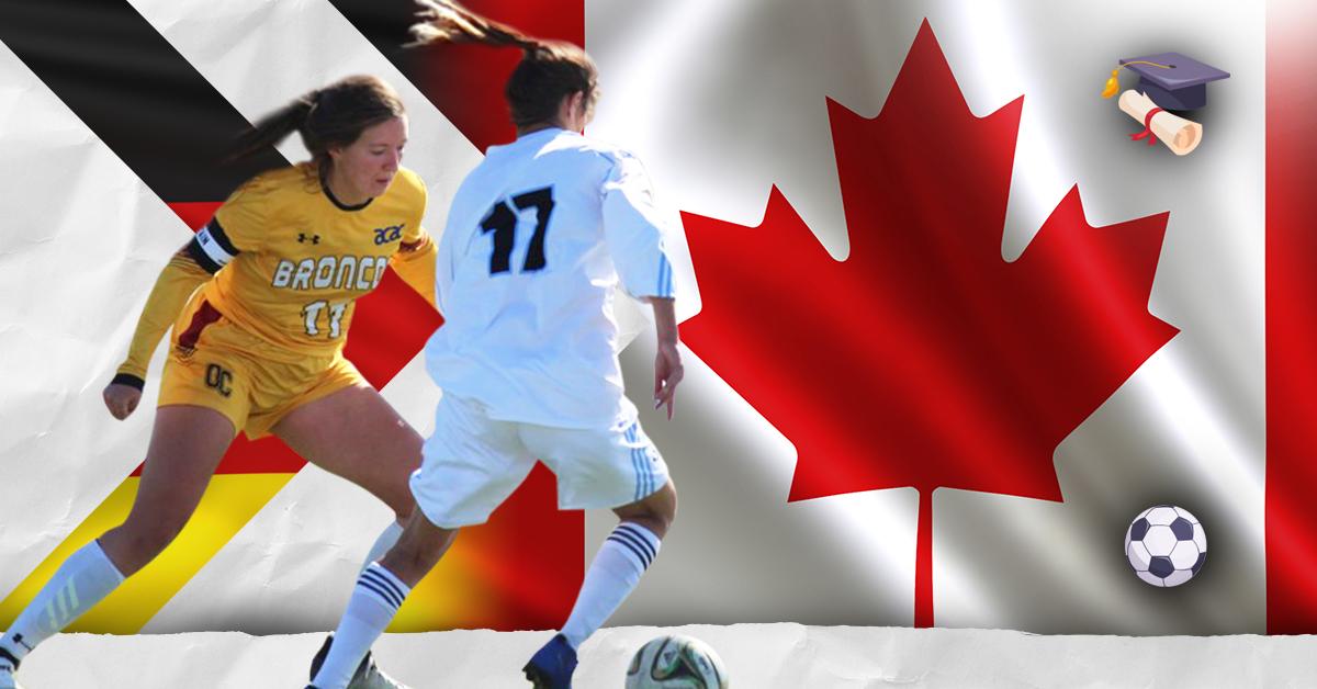 Women's Soccer Scholarship in Canada