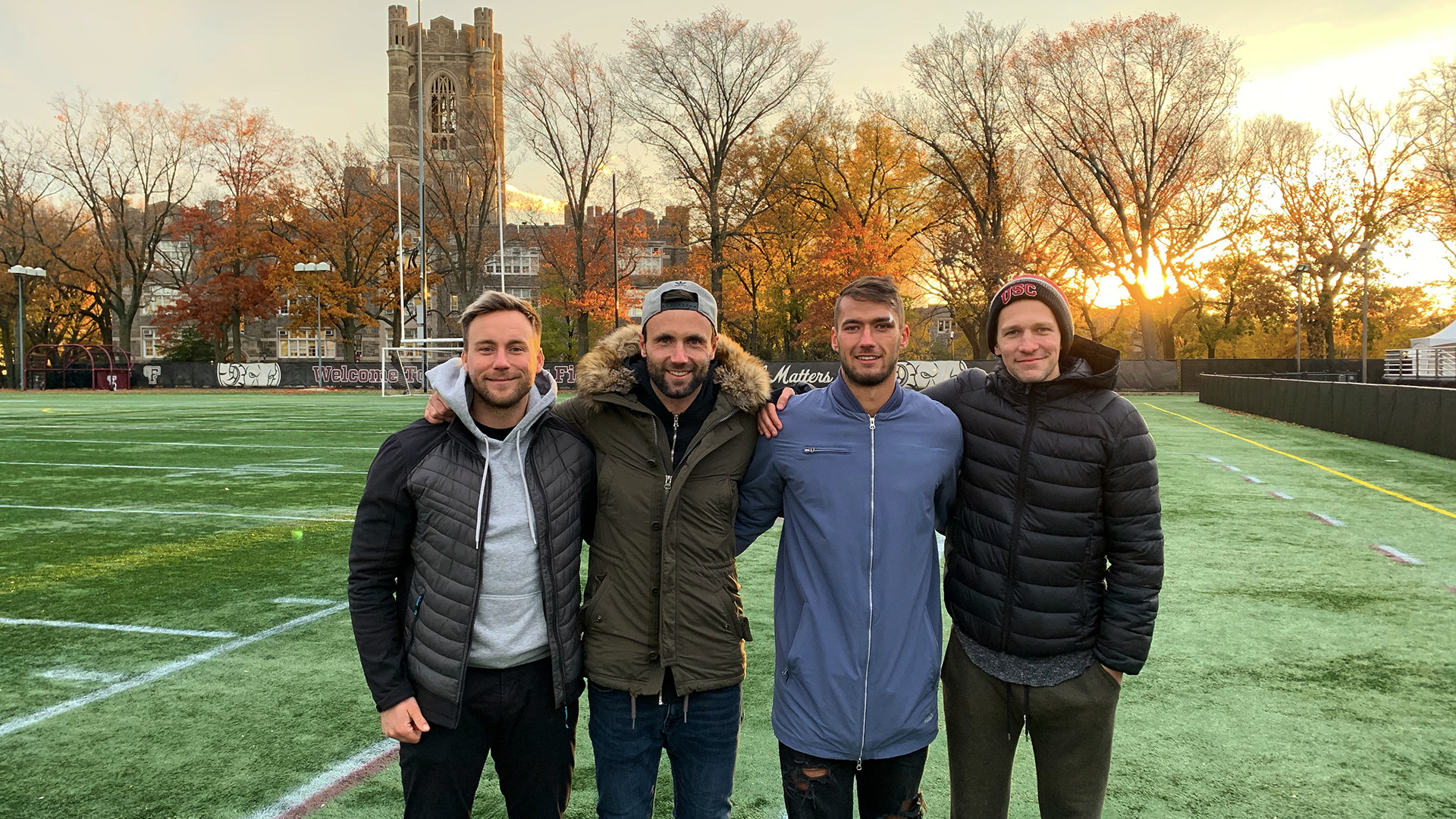 College Road Trip – Fordham University | Soccer Scholarship