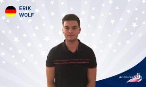 Scout Erik Wolf
