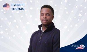 Athletes USA Scout Everett Thomas
