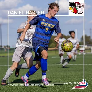 Daniel transfers to Barry University in Florida | NJCAA transfer to NCAA