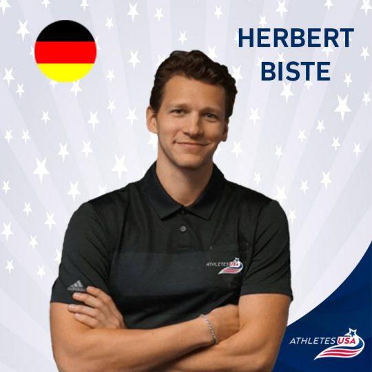 Athletes USA Scout - Herbert Biste