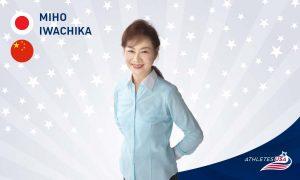 Athletes USA Scout Miho Iwachika