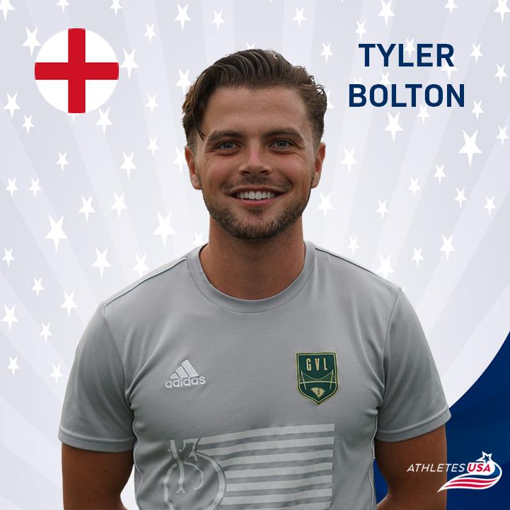 Photo ofTyler Bolton