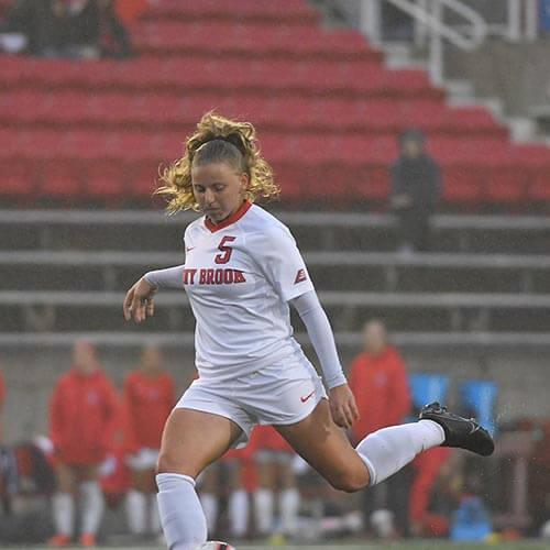 Catharina at Stony Brook University | Women's Soccer Scholarships in New York