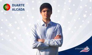 Athletes USA Global Scout Duarte Alcada