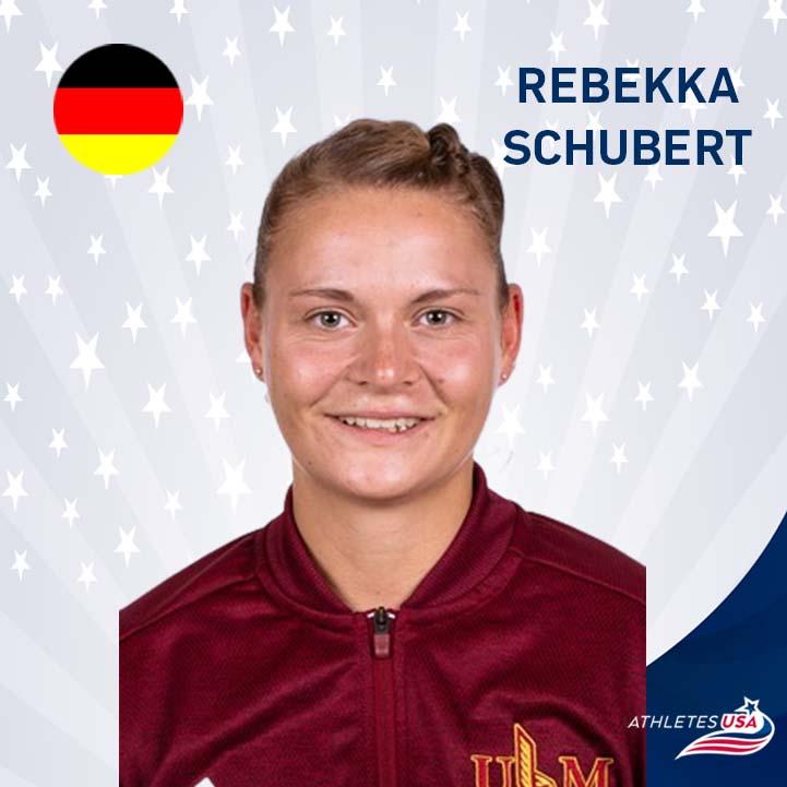 Photo ofRebekka Schubert