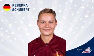 Athletes USA Global Scout Rebekka Schubert