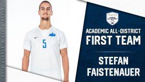 Academic All District First Team - Stefan