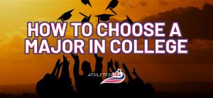 How to choose a major in college blogpost header